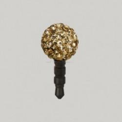 Sushimi gylden krystal kugle