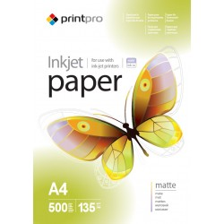 Fotopapir colorway mat 135 g / m², A4, 500 ark (PME1350500A4)