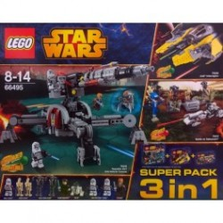 Lego star wars super pack 3 i 1