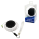 Logilink portable active speaker with rechargable battery white