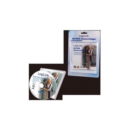 Logilink cd rom lens cleaner dry type