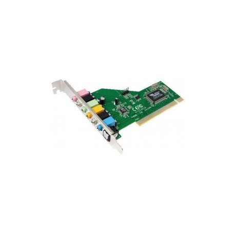 Logilink pci sound card 8 ch