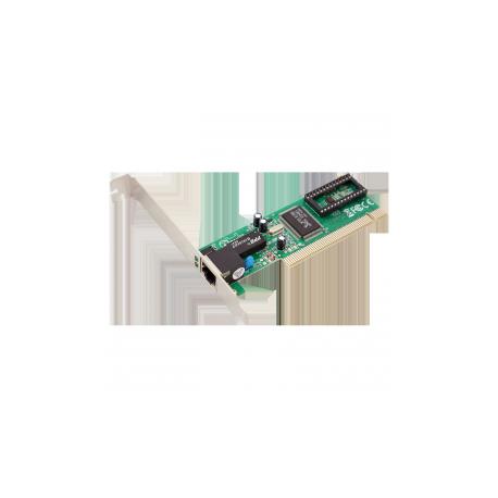 Logilink fast ethernet pci card realtech chip