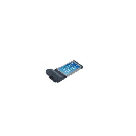 Logilink pcmcia gigabit lan
