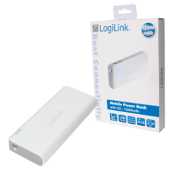Logilink power bank, 12,500 mah