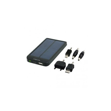 Logilink universal solar charger pack