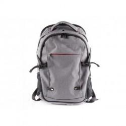 Natec laptop backpack alpaca grey 15,6