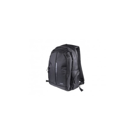 Natec laptop backpack dromader 2 black 15,6