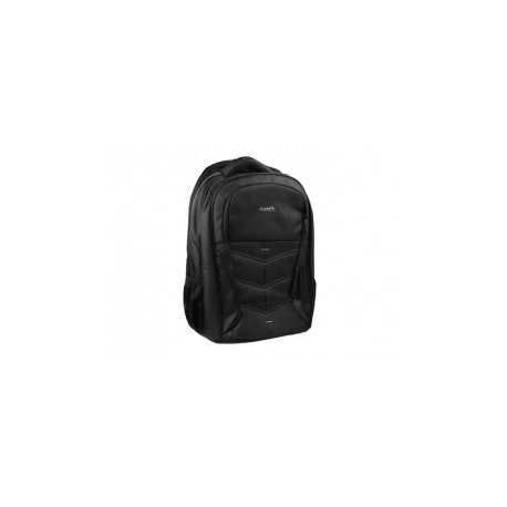 Natec laptop backpack camel 2 black 15,6