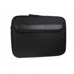 Natec laptop bag antelope black 17,3