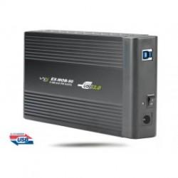 Ex-mob-90 wintech bærbar ekstern harddisk kabinet